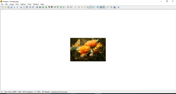 Imagine图片浏览器