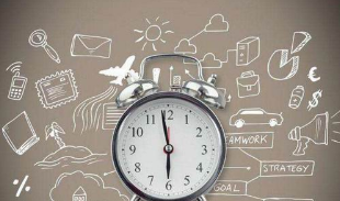 合理规划自己的时间,该做什么一目了然