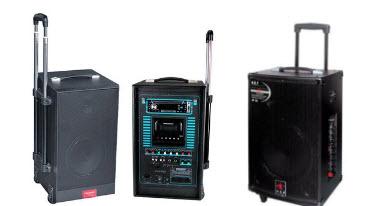 便携式音响设备